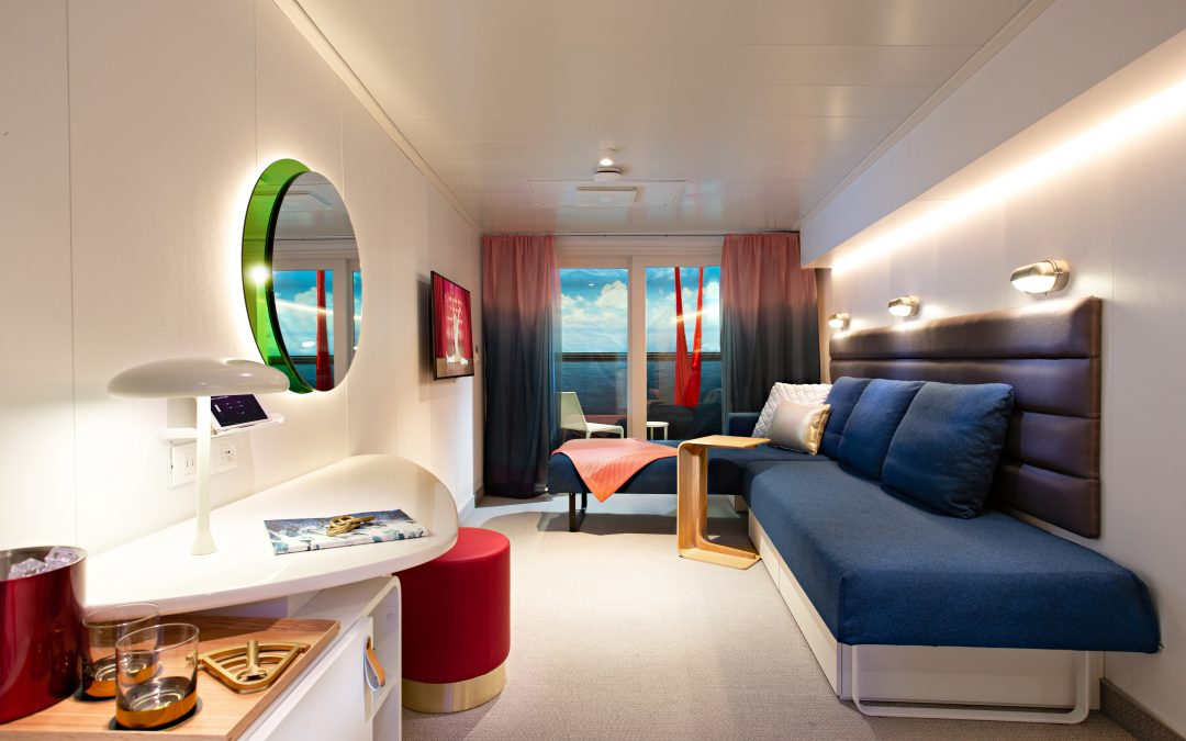 CABINS SCARLET LADY VIRGIN VOYAGES