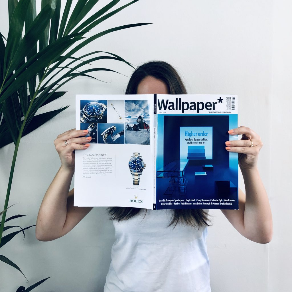 Volume Creative | Press | Wallpaper* June 2019