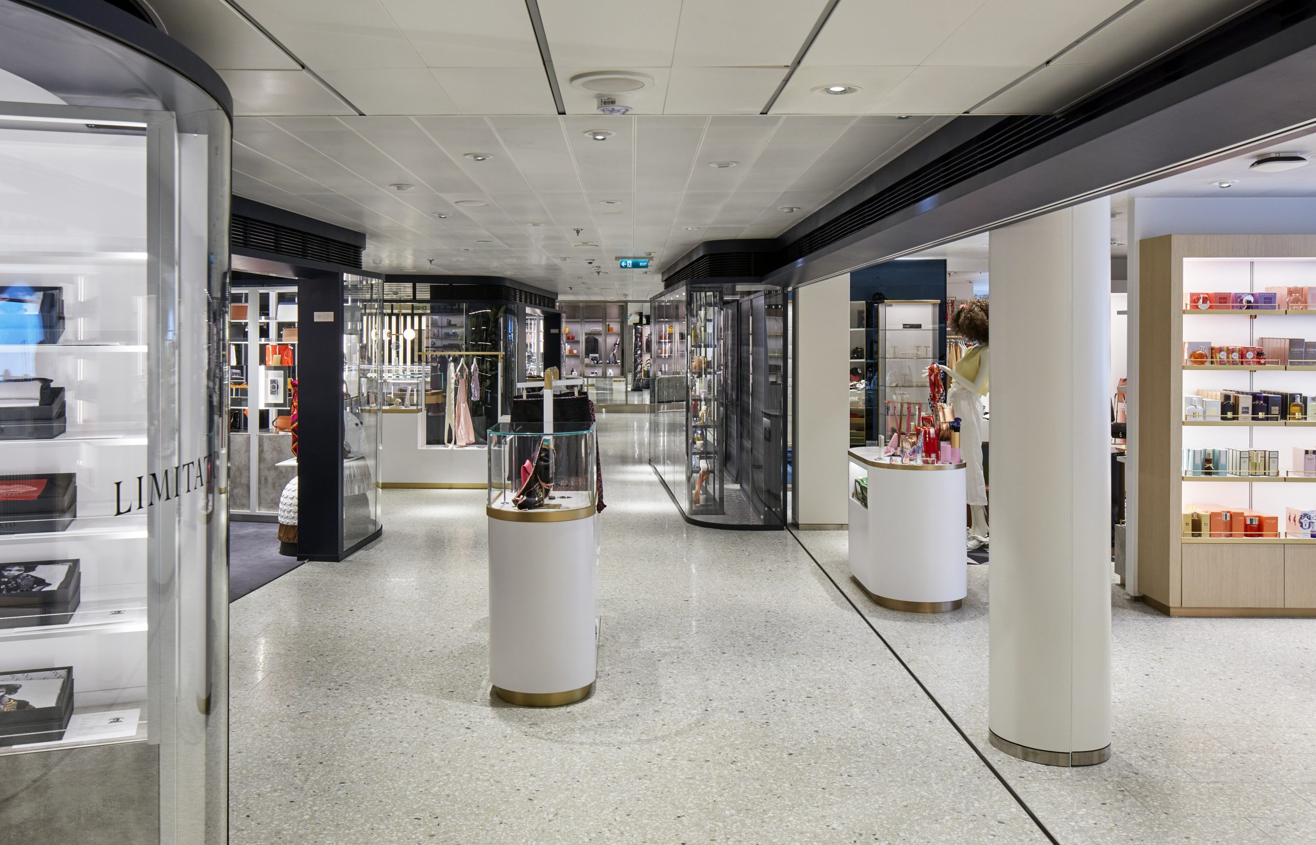 Volume Creative designs retail experience for Virgin Voyages